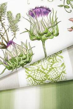 Robert Allen Color Library book, Spring Grass, is a fresh and vigorous green with crisp edge.