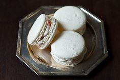 Classic French Macaron with Vanilla Buttercream Filling recipe on Food52