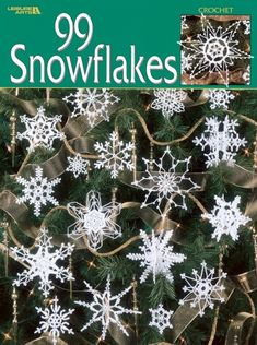 99 Snowflakes - Front Cover