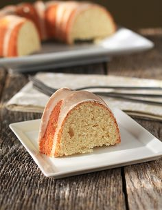 Orange Whipped Cream Bundt Cake http://www.mybakingaddiction.com/orange-whipped-cream-cake/