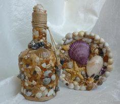 Artesanato com conchas! | Artesanato & Humor de Mulher                                                                                                                                                                                 Mais