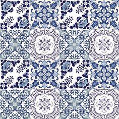 adesivo para azulejo portugus mosaico peas