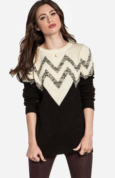 DailyLook: BB Dakota Broderick Sweater