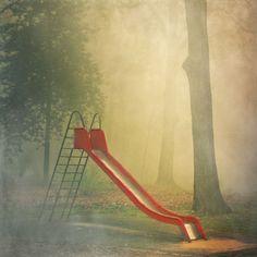 'verlassen - abandoned' von Dirk Wüstenhagen bei artflakes.com als Poster oder Kunstdruck $18.03