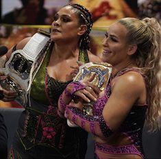 Tamina Snuka, Nia Jax, Female Wrestlers, The Championship, Wwe Divas, Tv Shows, Wonder Woman, Wrestling, Superhero