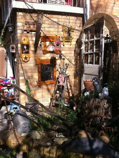 Previous Pinner: My wife's witches garden
