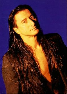 SEXY, GORGEOUS HAIR! - STEVE PERRY
