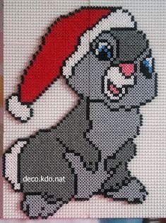 Christmas Perler Beads, Diy Perler Beads, Perler Bead Art, Hama Perler, Hama Disney, Cat Cross Stitches, Cross Stitch Patterns, Hama Beads Patterns, Beading Patterns