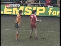 Middlesbrough v Wolves, FA Cup Round, March 1981 Middlesbrough, Semi Final, Fa Cup, My Youth, Video Footage, Wolves, Nostalgia, Basketball Court, March
