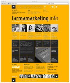 farmamarketing.info | misz michal galubinski - web & mobile designer