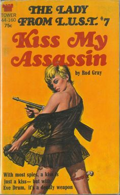 KISS MY ASSASSIN – Tower 44-160