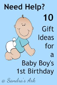 10 Gift Ideas For Baby Boys First Birthday Christmas