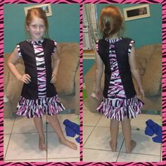 Girl's dress size 9 $50 nTICing dEsigns