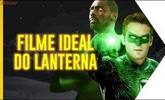 O FILME PERFEITO do Lanterna Verde   OmeleTV