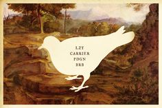 Fig. 42: Lazy Carrier Pigeon (2009)