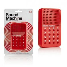Sound Machine Classic, 10,95
