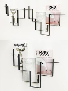 GUIDELINES Magazine Holder by Frederik Roijé | moddea