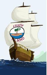 Pirate ship Study Island, School Bulletin Boards, Ship, Ships, School Data Walls