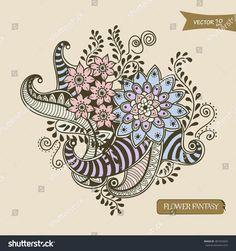 decorative flower arrangement image