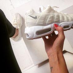 Sneakers femme - Nike Air Max 95 (©ludivinetrq)
