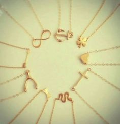 i like them all but my favorites are the infinity and the anchor and the arrow :)