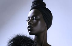 """Angelique """"Ajak"""" Deng (May 2009 - July 2012) - Page 10 - the Fashion Spot"""