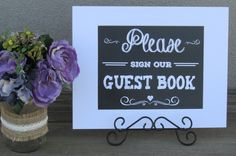 http://www.ebay.com/itm/Set-of-4-Rustic-Country-Chalkboard-Look-Wedding-Signs-Choose-any-4-of-my-signs-/161636432534?ssPageName=STRK:MESE:IT  #chalkboard #wedding #seatingchart #love #rustic #weddingsigns #classic #country #chalk #cute #weddingdecor #weddingdecoration @guestbook