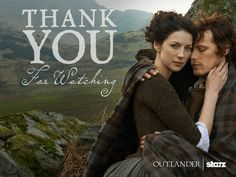 We canna say it enough: Outlander has the best fans in the world.