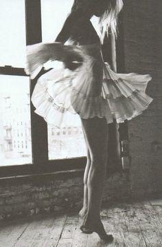 just a little dancing.