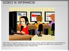 Edukator - portal edukacyjny, bezpieczeństwo w sieci Portal, Mario, Family Guy, Internet, Education, School, Fictional Characters, Projects, Onderwijs
