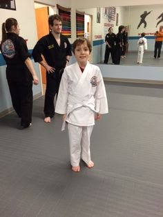 Congrats Luke on earning your White Belt! #karate #martialarts #pittsburgh #PMA #pmabridgeville #promartialarts #bridgeville #follow #kids #activities #lessons #belts
