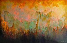 Magico Vuelo Silente ( Magic Silent Flight) by Thelma Zambrano