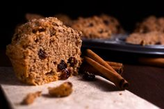 Cinnamon Raisin Muffins and My Problems with Baking   Spicie Foodie Recipes & Food Photography  – Spicie Foodie ™