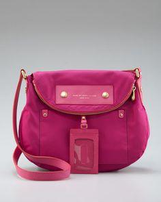 Preppy Nylon Natasha Crossbody Bag