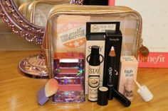 How to brighten up on a budget: Benefit The Pretty Committee kit