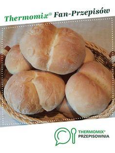 BUŁKI POZNAŃSKIE jest to przepis stworzony przez użytkownika AgaOliBe. Ten przepis na Thermomix<sup>®</sup> znajdziesz w kategorii Chleby & bułki na www.przepisownia.pl, społeczności Thermomix<sup>®</sup>. Hot Dog Buns, Hamburger, Bread, Cooking, Wraps, Food, Kitchen, Thermomix Bread, Brot