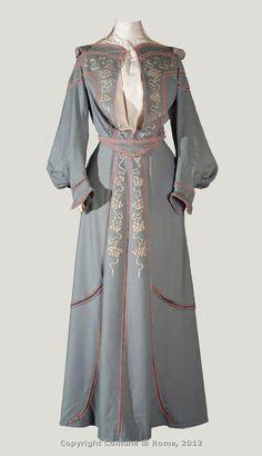 Museo di Roma, dress 1901-1902
