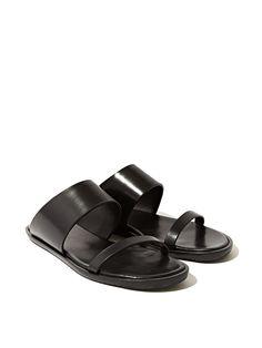 Rick Owens Women's Leather Strap Sandals | LN-CC