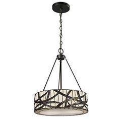 Dale Tiffany Willow Cottage Chandelier