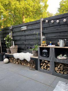 Backyard Garden Design, Balcony Garden, Backyard Patio, Backyard Landscaping, Outdoor Rooms, Outdoor Living, Outdoor Decor, Garden Fencing, Back Gardens
