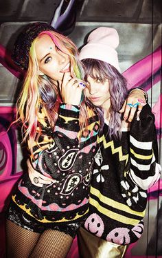 Chloe Norgaard Takes Us Behind-The-Scenes On MINKPINK's New Campaign: EXCLUSIVE | Grazia Fashion