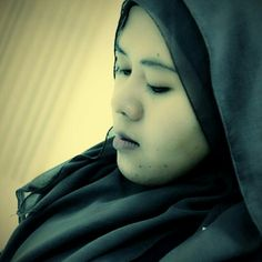 """I used to love using hijab. But now, it's a bit weird to make """"something complicated"""" with my hijab."""