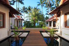 modern thai patio - Thai Patio