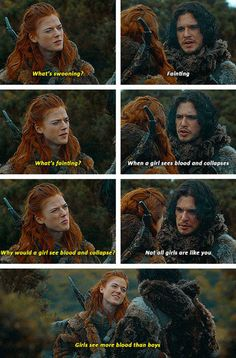 Seriously Jon Snow?