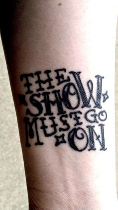 I think i have found my Moulin Rouge tattoo! Maybe a differnt quote, but i definitely like the style it is in!