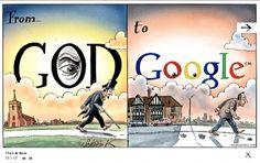 #Dio è morto e lo ha ucciso #Google