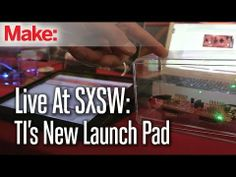 Live at SXSW: LaunchPad Tiva C and Exosite
