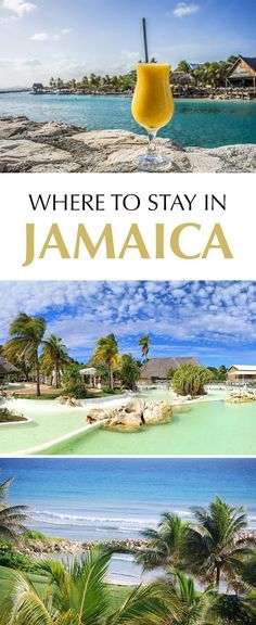 Don't know where to stay in Jamaica? Check out our travel guide to the best hotels & areas for first timers, families, honeymooners, nightlife, foodies, sightseeing, and budget backpackers. It's the ultimate list of the best places to stay in Jamaica. #caribbean