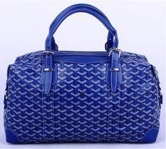 Amazing Goyard Travelling Bags 8758 Blue Cheap   St Louis Goyard Bag Price