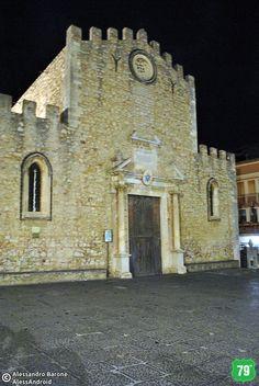 Duomo #Taormina #Messina #Sicilia #Sicily #Italia #Italy #Viaggiare #Viaggio #Travel #AlwaysOnTheRoad
